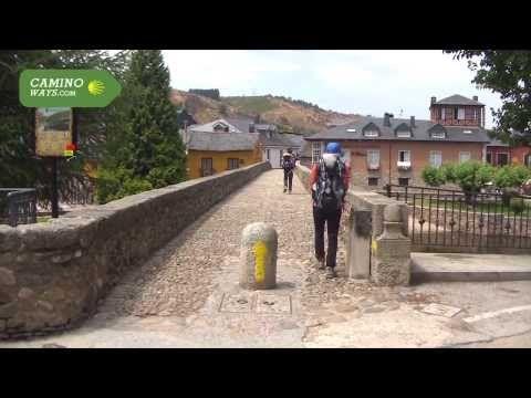 Best of the French Way, Camino de Santiago | CaminoWays.com - YouTube