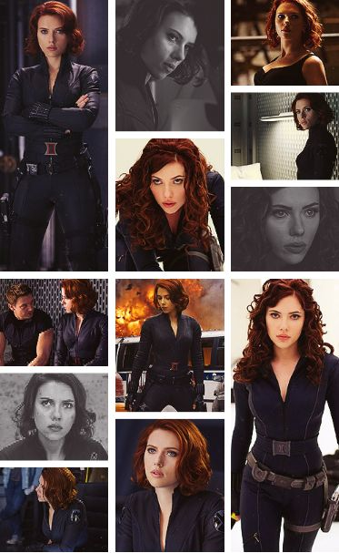 Natasha Romanoff. Reasons why she is my favorite heroine, like, EVER!!