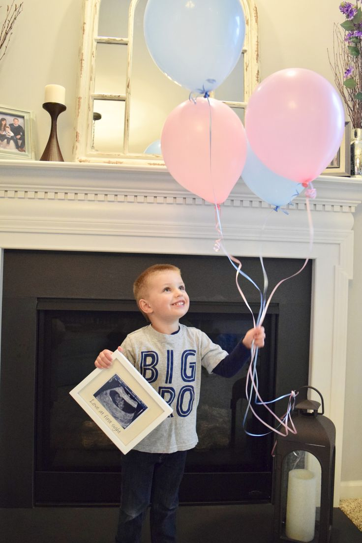 Big Brother Announcement! #bigbrotherontheway #babyontheway #bigbrother