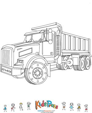 U Haul Coloring Pages   Coloring Pages