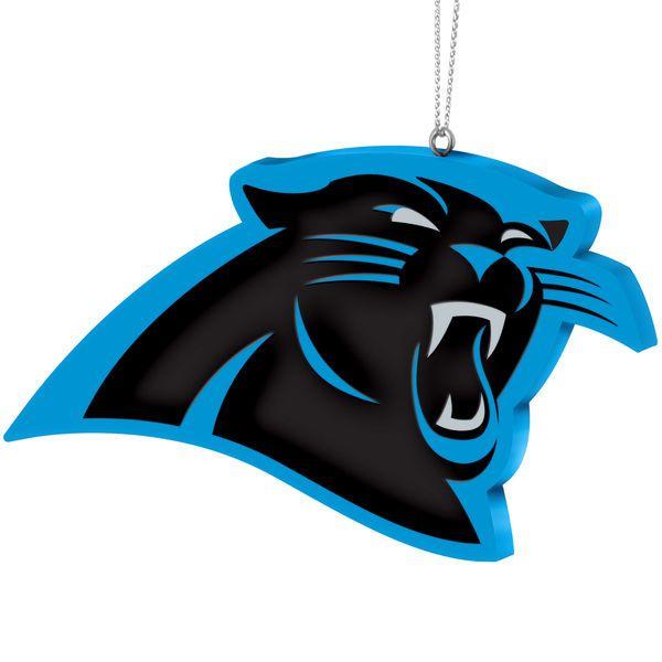 Carolina Panthers Team Logo Ornament - $7.99