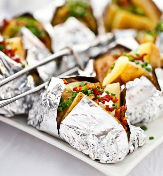 Patate ripiene, le baked potato