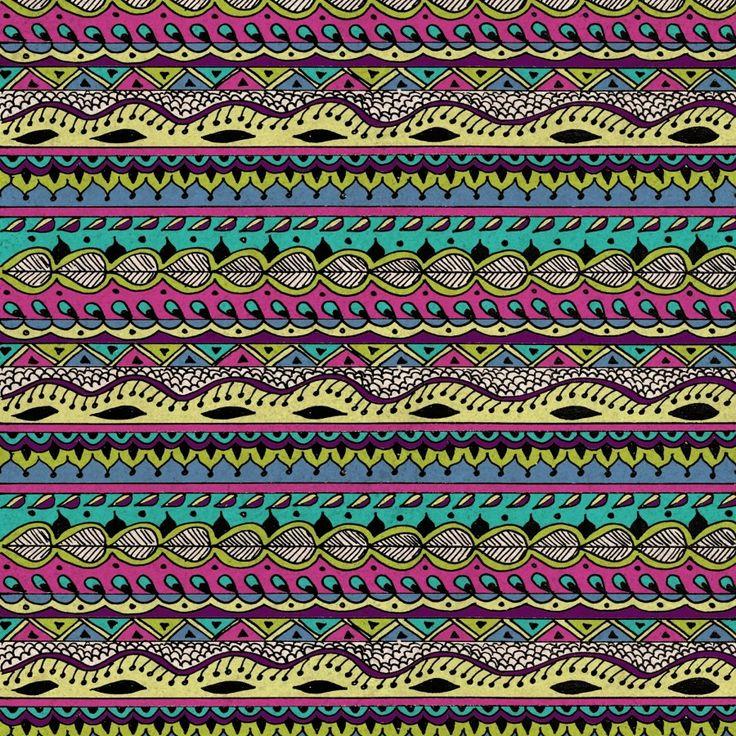 25 best ideas about aztec pattern wallpaper on pinterest