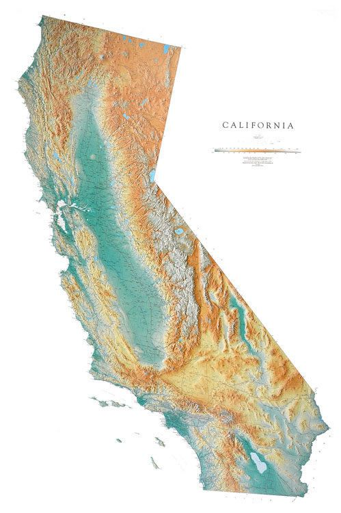 California State Cookie Physical Features Just An Idea