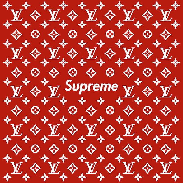 Supreme Louis Vuitton Red Pattern Face Mask For Sale By Supla Fresh Louis Vuitton Iphone Wallpaper Supreme Wallpaper Louis Vuitton Pattern