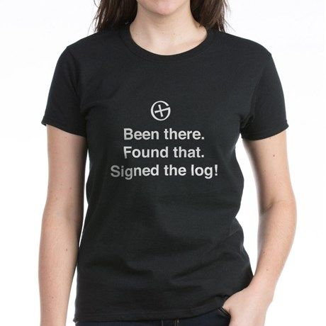 Been there found that log T-Shirt on CafePress.com