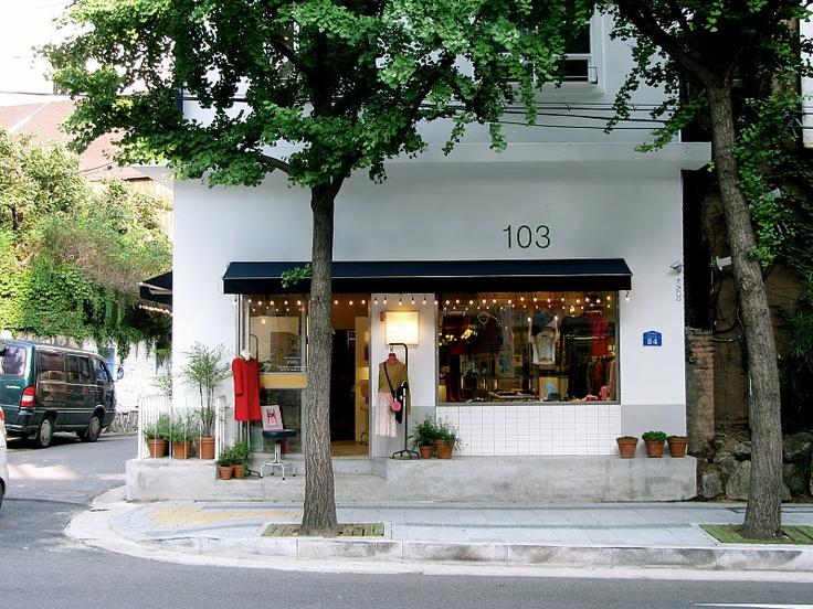 103 store in hongdae (photo by katie merchant)