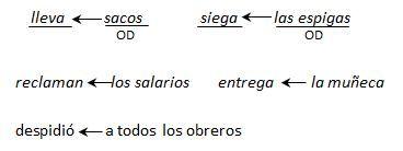 Ejemplo verbos