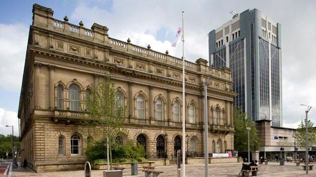 Blackburn Town Hall