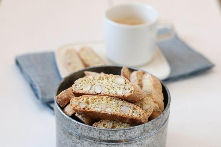 Biscotti med sitron