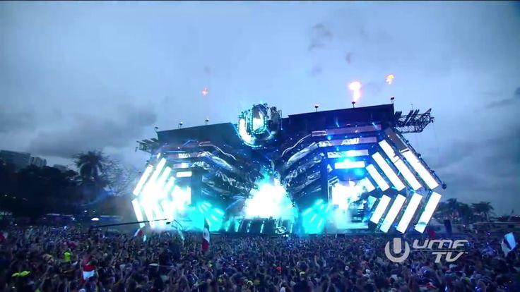 Alan Walker - Faded (Tiesto Remix Played at Ultra Miami 2016)
