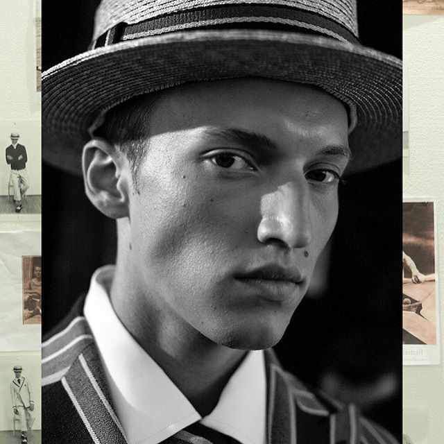 We went backstage at @dakslondon's Spring/Summer 2018 show and the collection takes us all on a trip back to 1930s   Photo @willyfrank and @guido_pancotti Art Direction @alessiacaliendo #MilanMensFashionWeek #MFW #Menswear #DaksLondon  via L'OFFICIEL INDONESIA MAGAZINE INSTAGRAM - Fashion Campaigns  Haute Couture  Advertising  Editorial Photography  Magazine Cover Designs  Supermodels  Runway Models