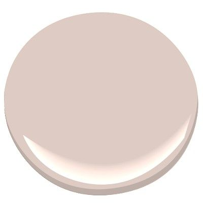 misty blush 2097-60 Paint - Benjamin Moore misty blush Paint Color Details