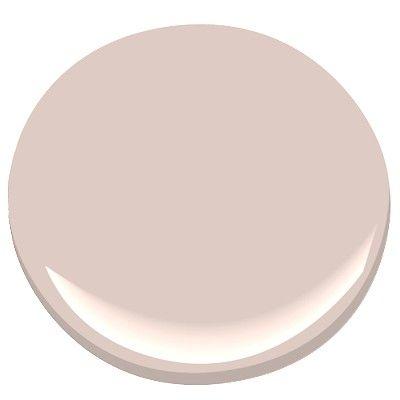 misty blush 2097-60 Paint - Benjamin Moore misty blush Paint Color Details