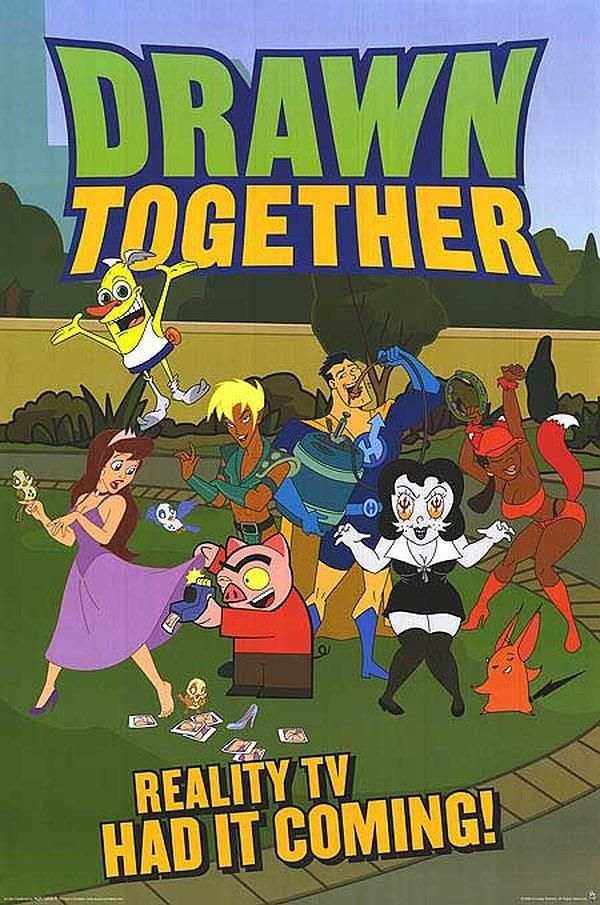 Drawn Together (TV Series 2004–2008)