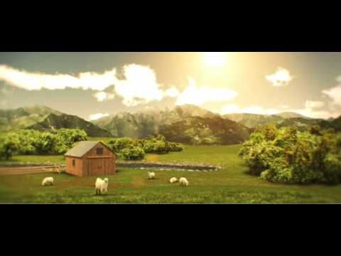 while it doesn't sound like the creators intended to, they made a great video showing God's redemptive work on Earth and in our lives...one day, God will restore the Earth to it's full glory...