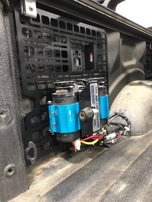 Bedside Rack System 4 Panel Kit – 2015-2020 Ford F-150