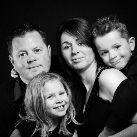 #Family #Portrait #Studio