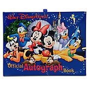 Sign on the dotted lines with our Disney stationery, autograph books, and pens. Many options include photo album displays for your favorite friends, family, and famous Disney characters, plus plenty of room for autographs anywhere you go!Items previously available exclusively at the Disney Parks are now available online! Browse the Official Disney Store to bring the magic from the Disney Parks home with you.