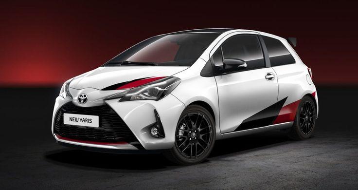 Toyota Yaris Supercharged