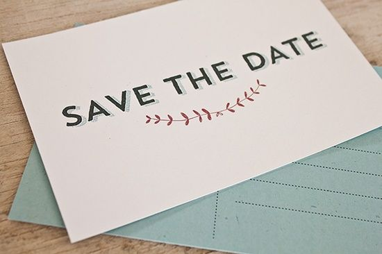 Save the date postcards templates free search results for Online save the date template free