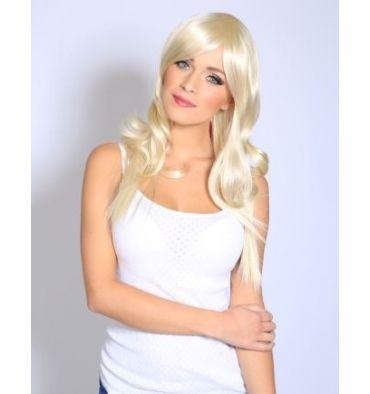 Long Blonde Wig | Stunning Long Blonde Wig Buy Online UK #Wig #WigSale #Hair #Wigs #WonderlandWigs #FakeHairDontCare #Discount
