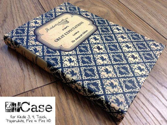 KleverCase for Kobo Glo or Touch Classic Book Covers by KleverCase