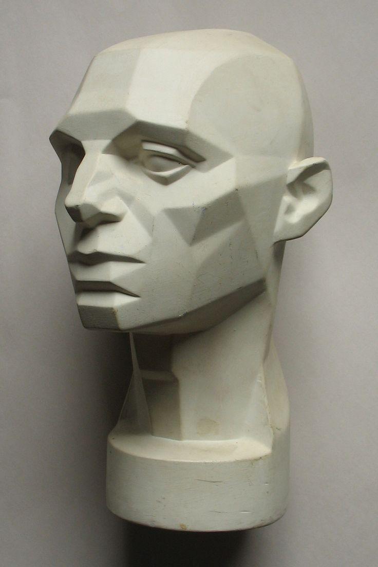 i piani della testa rispetto alla luce incidente - Circolo d'Arti - scuola di disegno e pittura