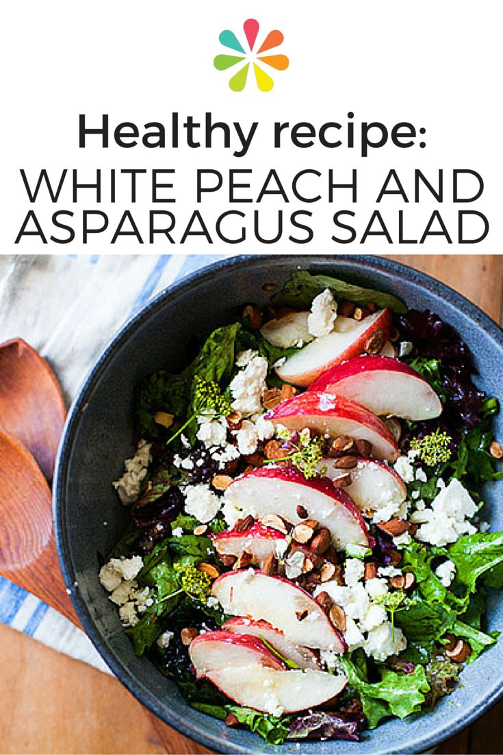 1366 best healthy food recipes images on pinterest cooking 5 ways to use up your farmers market peaches easy saladssummer saladshealthy food recipesvegan forumfinder Gallery