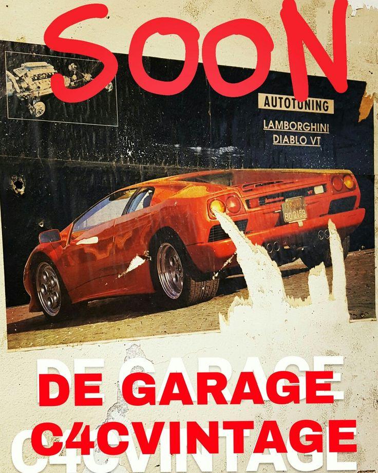 De Garage C4CVINTAGE