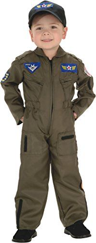 Air Force Fighter Pilot Costume - Toddler