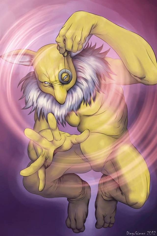 hipno #pokemon