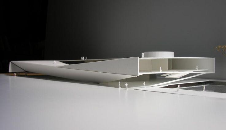 Architectural Model | João Luís Carrilho da Graça
