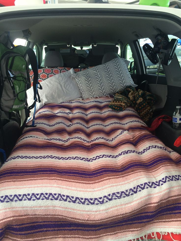 Car Camping At Coachella