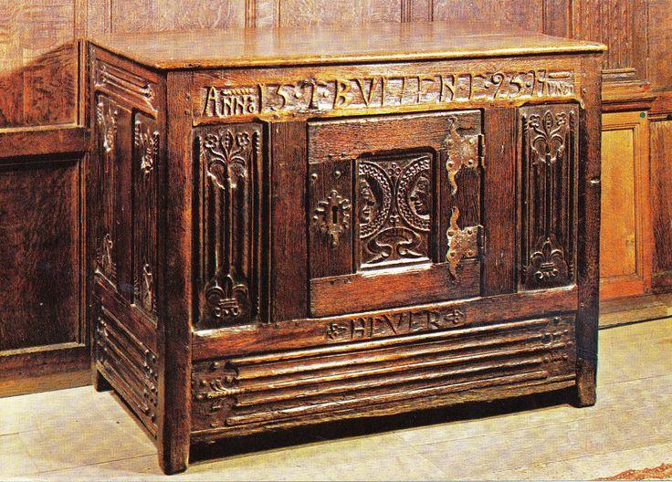 Amazing Tudor Hutch