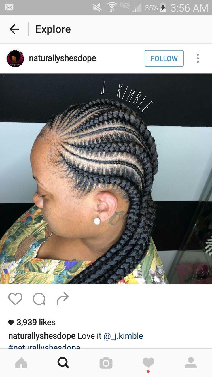 best braids styles images on pinterest