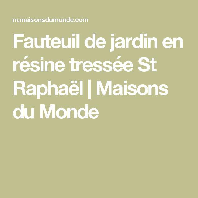 17 best ideas about st raphael on pinterest st raphael for Maison du monde salon de jardin saint raphael