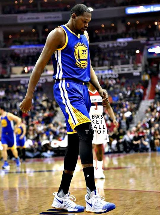 BREAKING: KD INJURIED AGAIN ? Kevin Durant has played 4 games since returning from his MCL sprain and bone bruise but there might be some more problems. IT has been stated that Kevin Durant has a claf strain and is questionable for Tuesday's game vs the Portland Trail Blazers. Do you think that the Golden state Warriors have a chance of winning the championship without KD? -AJHEAT