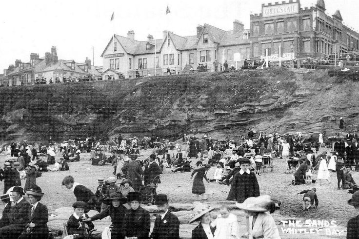 Cullercoats early C20th
