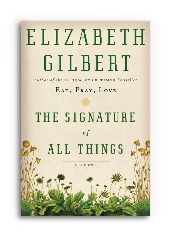 Elizabeth Gilbert Books