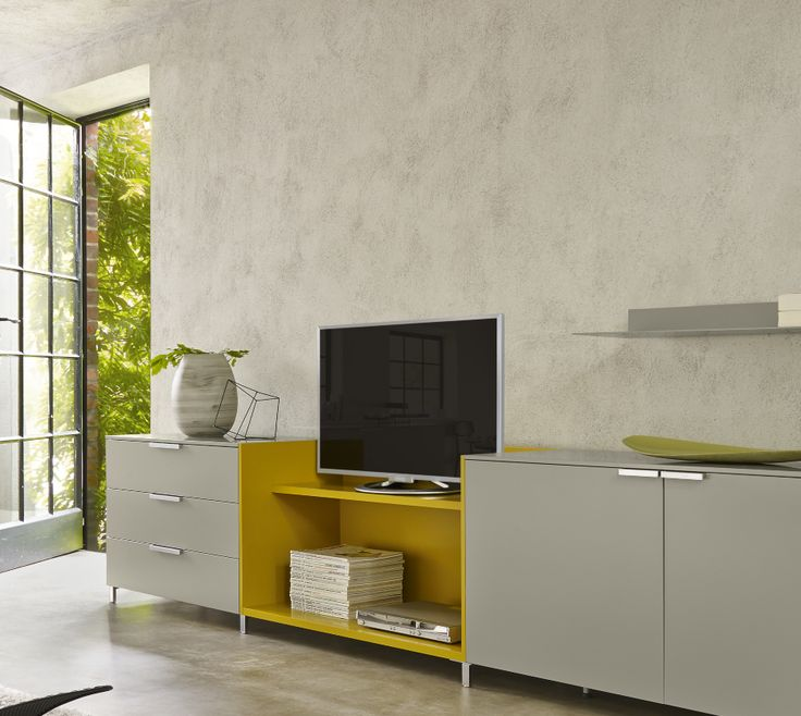 EVERYWHERE, Media Storage Designer : Christian Werner | Ligne Roset