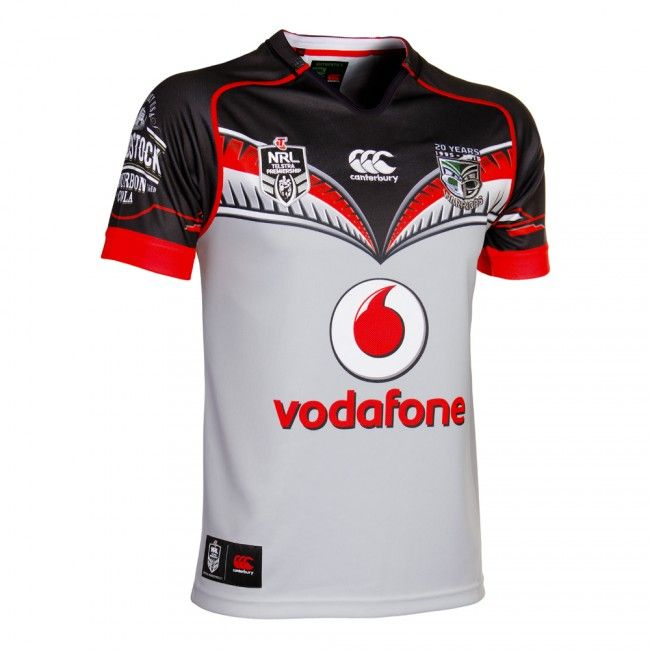 2015 Warriors Away Jersey