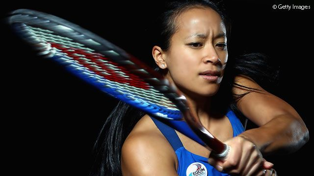 "Former British #1 Anne Keothavong - 7X WTA SemiFinalist, & only Brit to reach any WTA SF between 1992 & 2012 - RETIRES...""I have given my decision a lot of thought & I believe this is the right time to move on to the next stage of my career .. I have had some magical moments along the way & I would like to thank my family for their unwavering support & encouragement, the LTA ..my coach Jeremy Bates..Nigel Sears..& of course, the great tennis fans in Britain & all over the world."""