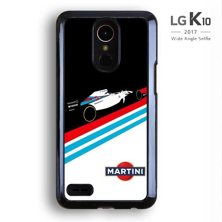 Williams Martini Racing Car Vector For LG K10