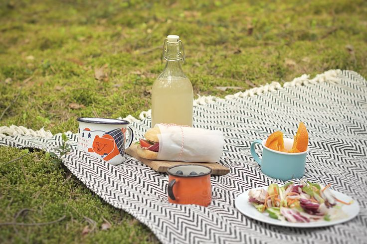 Picnic inspiration and organisation tips