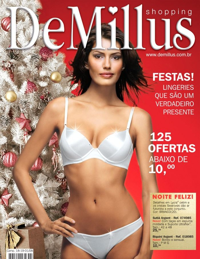 9434fe943 Revista Demillus Shopping 2007-C-18-19-2007-01-2008