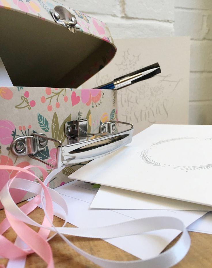 Kid's Brush Calligraphy Kit
