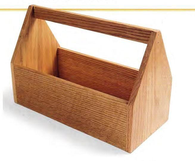 Ящик для инструментов. Чертеж.