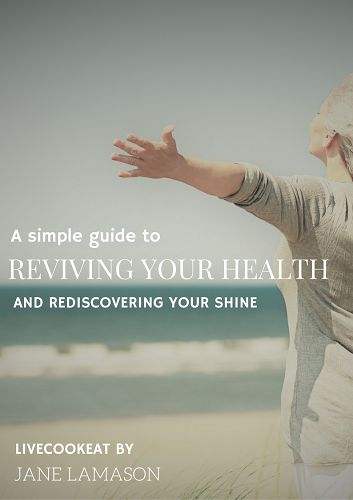 Simple steps to getting your health back on track and returning to your shining self.
