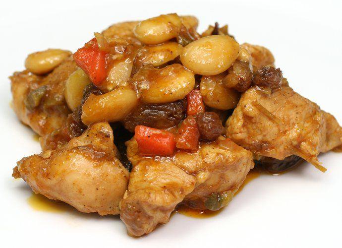 Pavo con salsa mozárabe para #Mycook http://www.mycook.es/cocina/receta/pavo-con-salsa-mozarabe